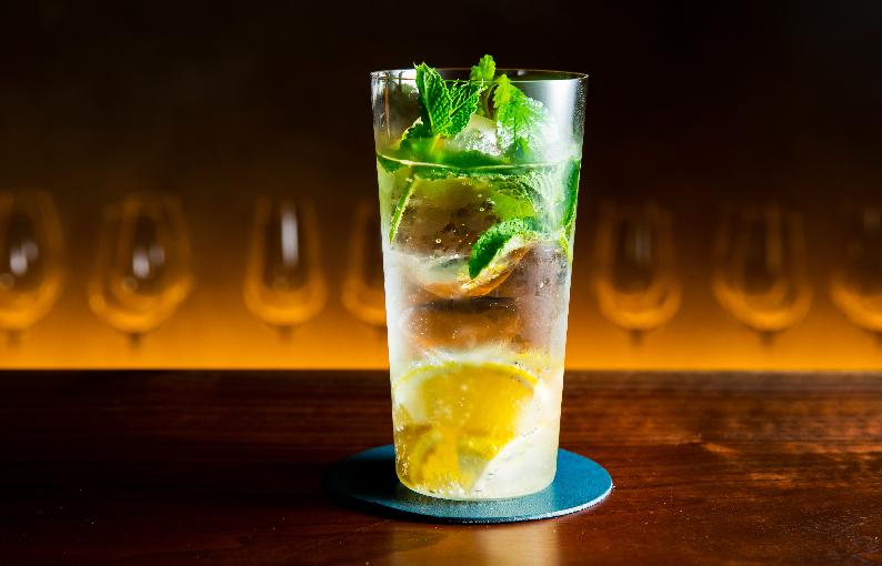 NOVEL メニュー Botanical Cocktail